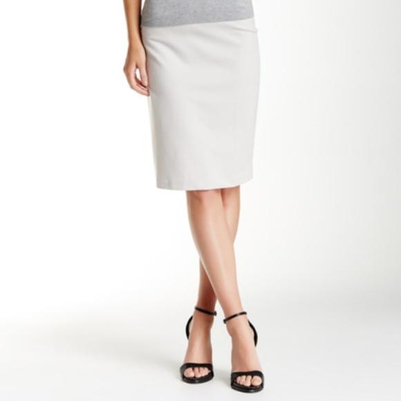 69ad6fc2ab Philosophy Skirts | Apparel Solid Ponte Pencil Skirt | Poshmark